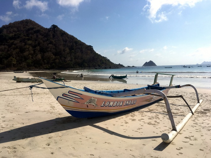 Lombok – turtles, turquoise water and a touch of paradise