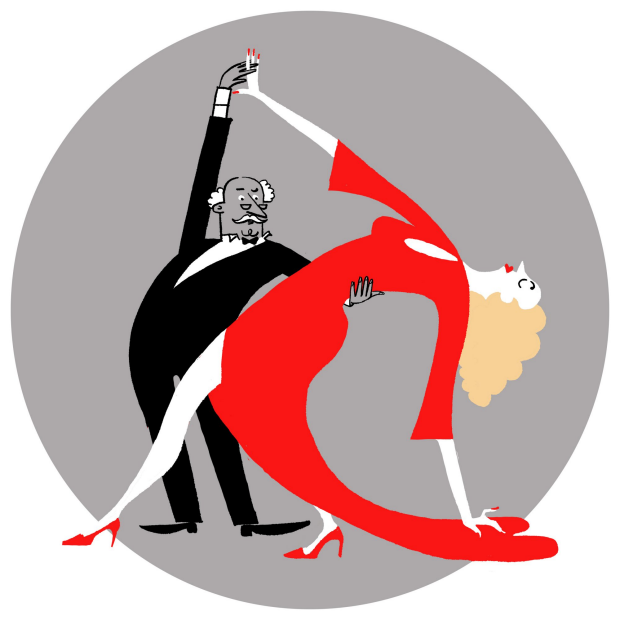 Dance Class Casualty