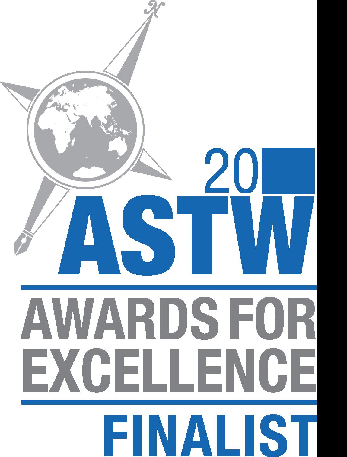 AST Blog Writers Award Finalist 2020